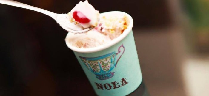 Nola Cupcakes: Popular Cupcake Store Opens Up in Cairo Festival City Mall