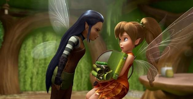 Tinkerbell & the Legend of the NeverBeast: Disney Bring Back the Fairy Cast