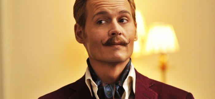 Mortdecai: Depp & Paltrow Star in Taxingly Unfunny Book Adaptation