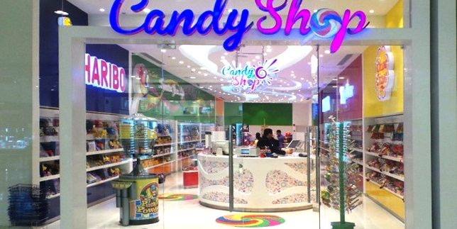 The candy shop a sweet tooth s haven in cairo festival for Cairo outlet