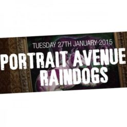 Portrait Avenue & Raindogs at Cairo Jazz Club