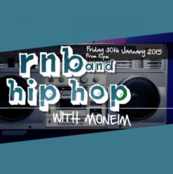 R&B & Hip-Hop Night: DJ Moneim at Cairo Jazz Club