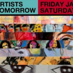'The Artists of Tomorrow' Exhibition at Arts-Mart