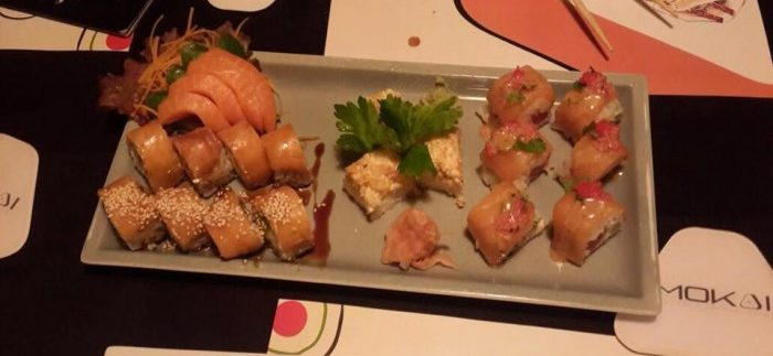 Mokai Sushi: Sushi Restaurant in New Cairo Falls Short of More Established Competitors