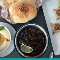 Caracas: Busy & Vibrant Lebanese Bistro Offers Quality Food in New Cairo