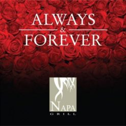 Always & Forever at Napa Grill