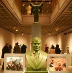 'Return of the Soul' Exhibition at Cairo Opera House