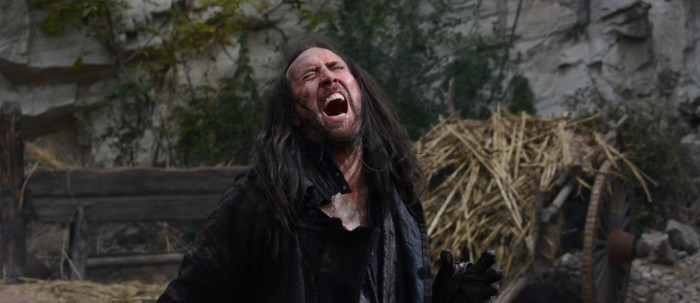 Outcast: Nic Cage Stars in Dull-as-Dishwater Samurai Action