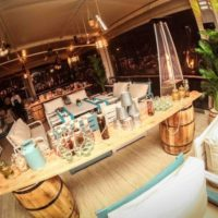 Eat & Barrel: Laid Back Nile-Side Restaurant & Lounge in Giza