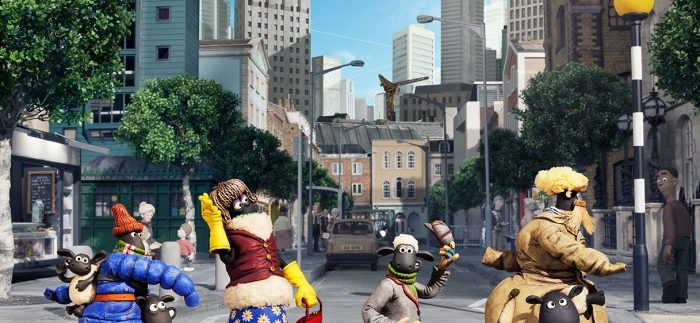 Shaun the Sheep Movie: Simple, Unpretentious Animation for Adults & Kids Alike
