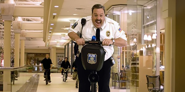 Paul Blart – Mall Cop 2: Unfunny and Unnecessary Sequel