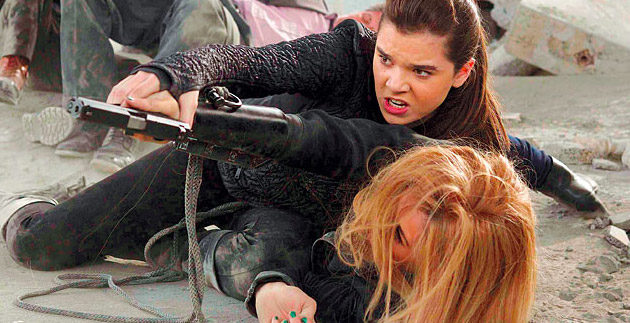 Barely Lethal: Steinfield and Alba Star in Confused Teen Spy Comedy Drama