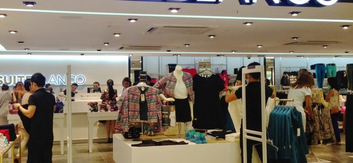 Suiteblanco: Spanish Clothing Brand Hits & Misses in Cairo Festival City Mall