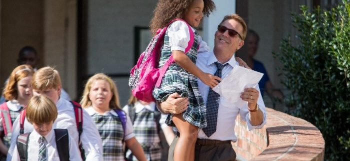 Black or White: Costner Stars in On-the-Nose Family Drama