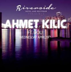 Ahmet Kilic at Riverside