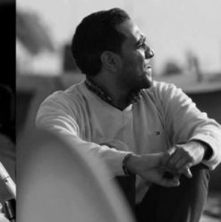 Poetry Night with Mohamed Abbas at ROOM Art Space