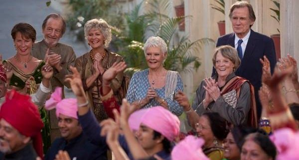 The Second Best Exotic Marigold Hotel: الملل يتجسد فى فيلم!