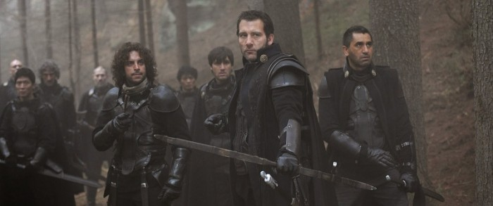 Last Knights: Dull Action that Not Even Morgan Freeman Can Save