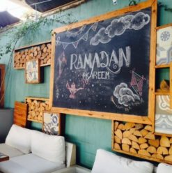 Lemonada: Peppy Sohour at the Lemon Tree & Co's Ramadan Tent