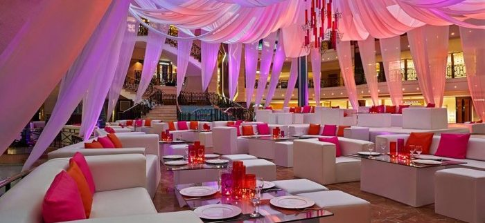 La Gourmandise: Four Stars for Four Seasons at the First Residence's Ramadan Tent
