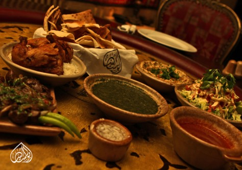 Abou el sid maadi branch of egyptian dining giant for Abou hamed cuisine