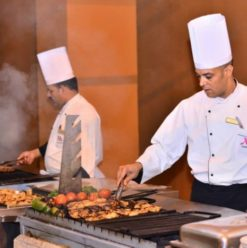 Som3a Basha: Sohour at Cairo Marriott's Charming Ramadan Tent