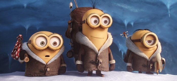 Minions: Utterly Ridiculous, Utterly Absurd, Utterly Enjoyable
