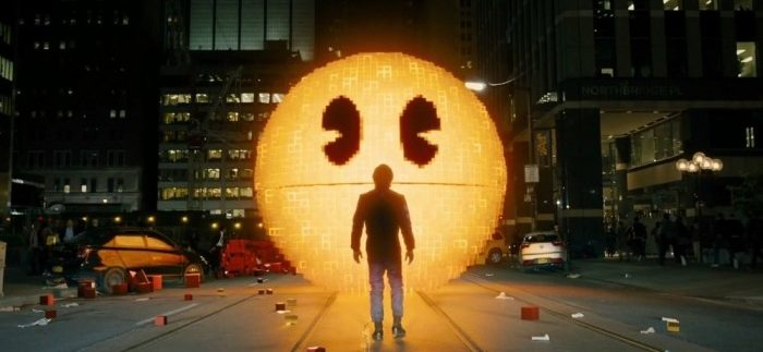 Pixels: Cool Concept, Flawed Film