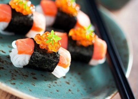 Win! All You Can Eat Sushi for Two at Conrad Cairo's Kamala