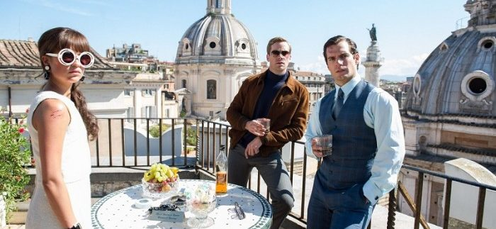 The Man from U.N.C.L.E: Guy Ritchie Returns with Typically Flashy, but Shallow, Spy Thriller