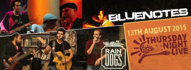 Raindogs & Bluenotes at Cairo Jazz Club