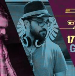 Gaser, Richard R. & Baher at Cairo Jazz Club