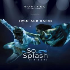 So Splash in the City at Sofitel El Gezirah