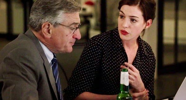 The Intern: Hathaway & De Niro Deliver Lighthearted Effortless Comedy