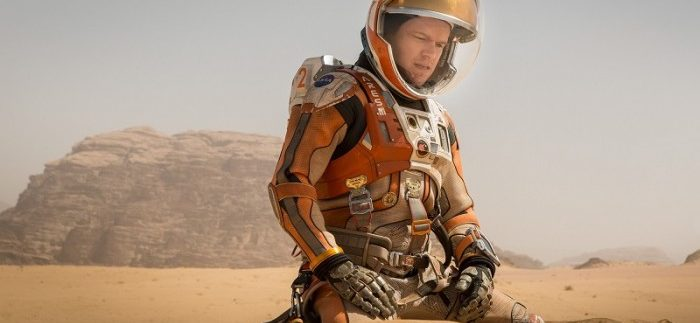 The Martian: Matt Damon Stars in the Year's Best Sci-Fi