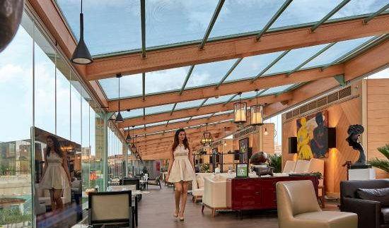 Win! Dinner for Two at Four Seasons Nile Plaza's Upper Deck!