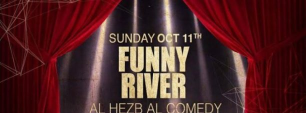 Al Hezb El Comedy at Riverside