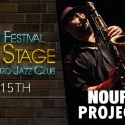 Cairo Jazz Festival Beyond Stage: Nour Project & Bob Maghrib at Cairo Jazz Club