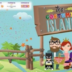 The Costume Island by Bazarna at Family Park