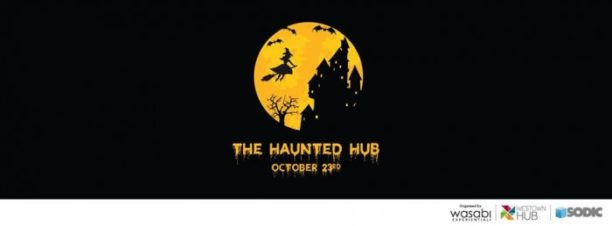 يوم The Haunted Hub في ويست تاون هب