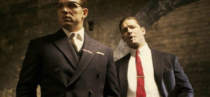 Legend: Tom Hardy on Double-Duty as the Notorious Kray Twins in Wobbly Biopic