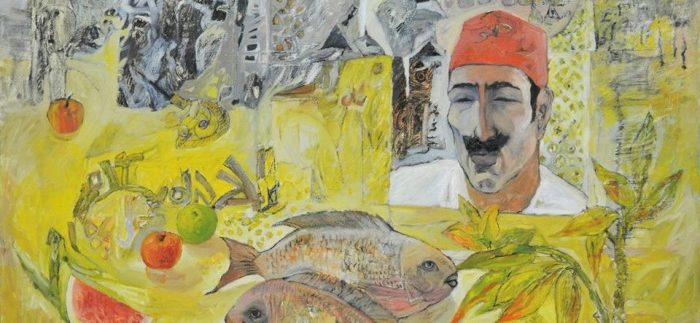 Ubuntu Art Gallery: 'Tawaseen' Exhibition by Mohamed Oraby