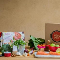 Easy Pan: Egypt's Latest Recipe Kit Delivery Service