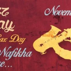 International Sax Day at Cairo Jazz Club