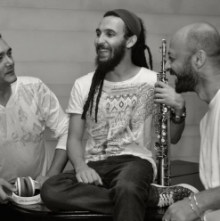 Jazz Matazz at InterContinental Semiramis