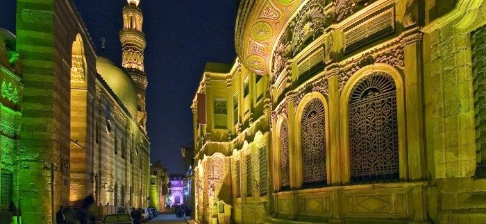 Al Silahdar Mosque: Captivating Architectural Landmark in El Muez Street