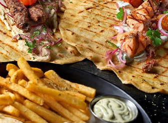 Cachimba: Hearty Mediterranean Food with Elegant Touches Galleria40