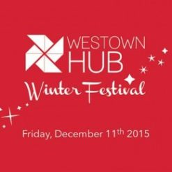 Winter Festival at Westown Hub