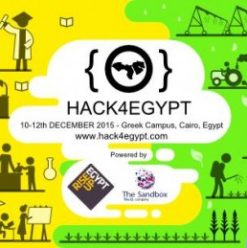 HACK4EGYPT at the Greek Campus