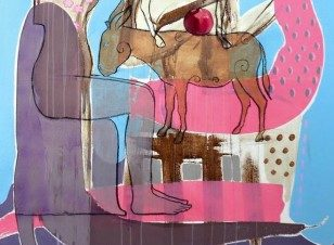 'The Donkey' Exhibition at Gallery Misr